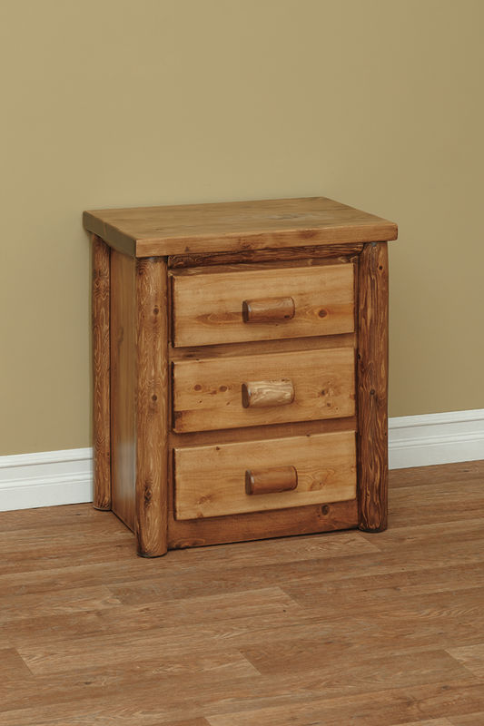 Photo of: CRL Great Lakes 3 Drawer Night Stand