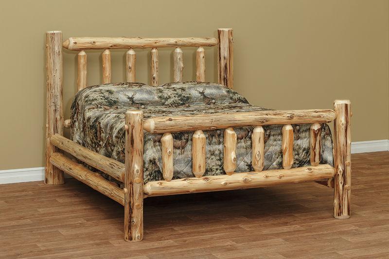 Photo of: CRL Appalachian Standard Bed 56″ Head Board