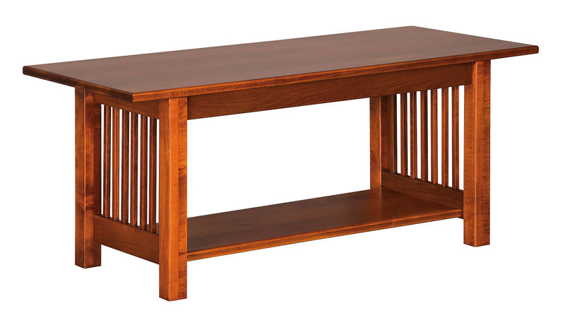 Photo of: CVW Mission Coffee Table