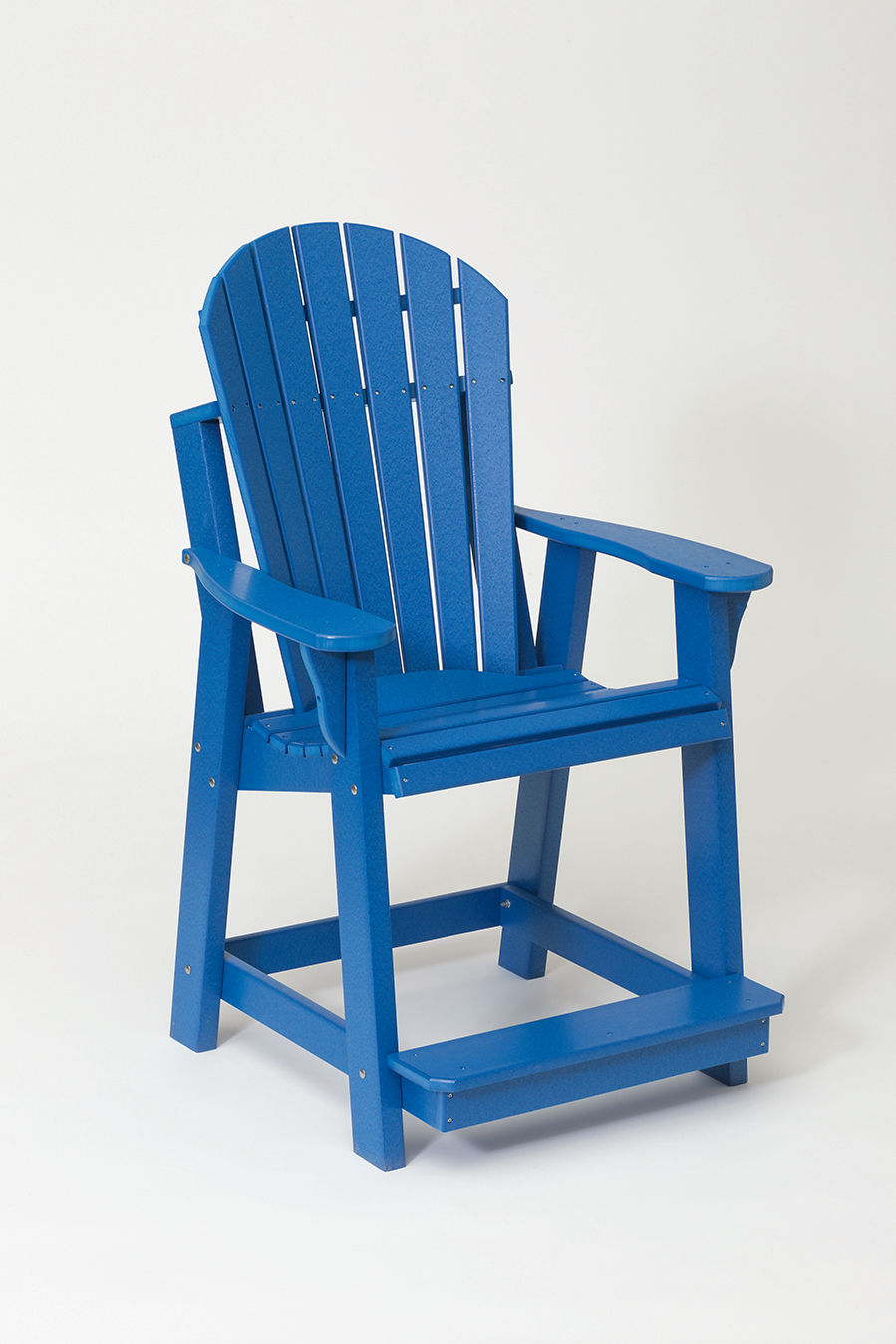 Photo of: FWK Adirondack Cafe Chair-Poly
