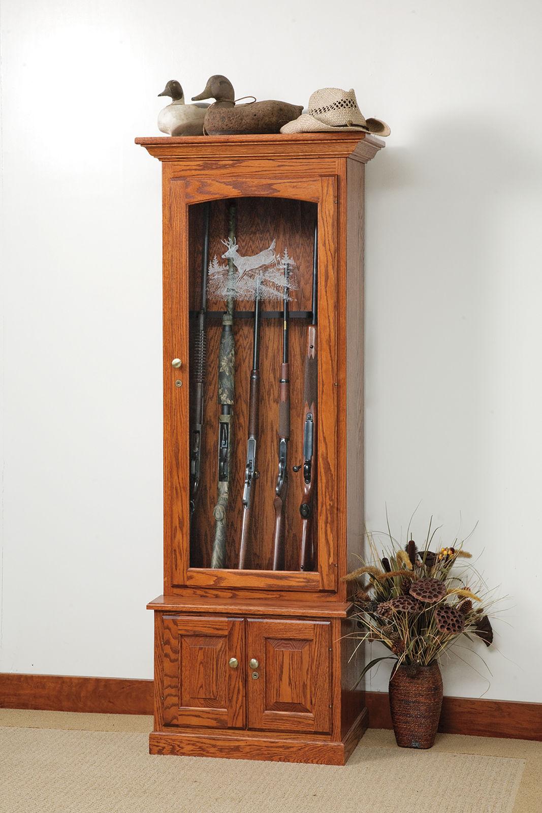 Photo of: JSW 6 Gun Cabinet
