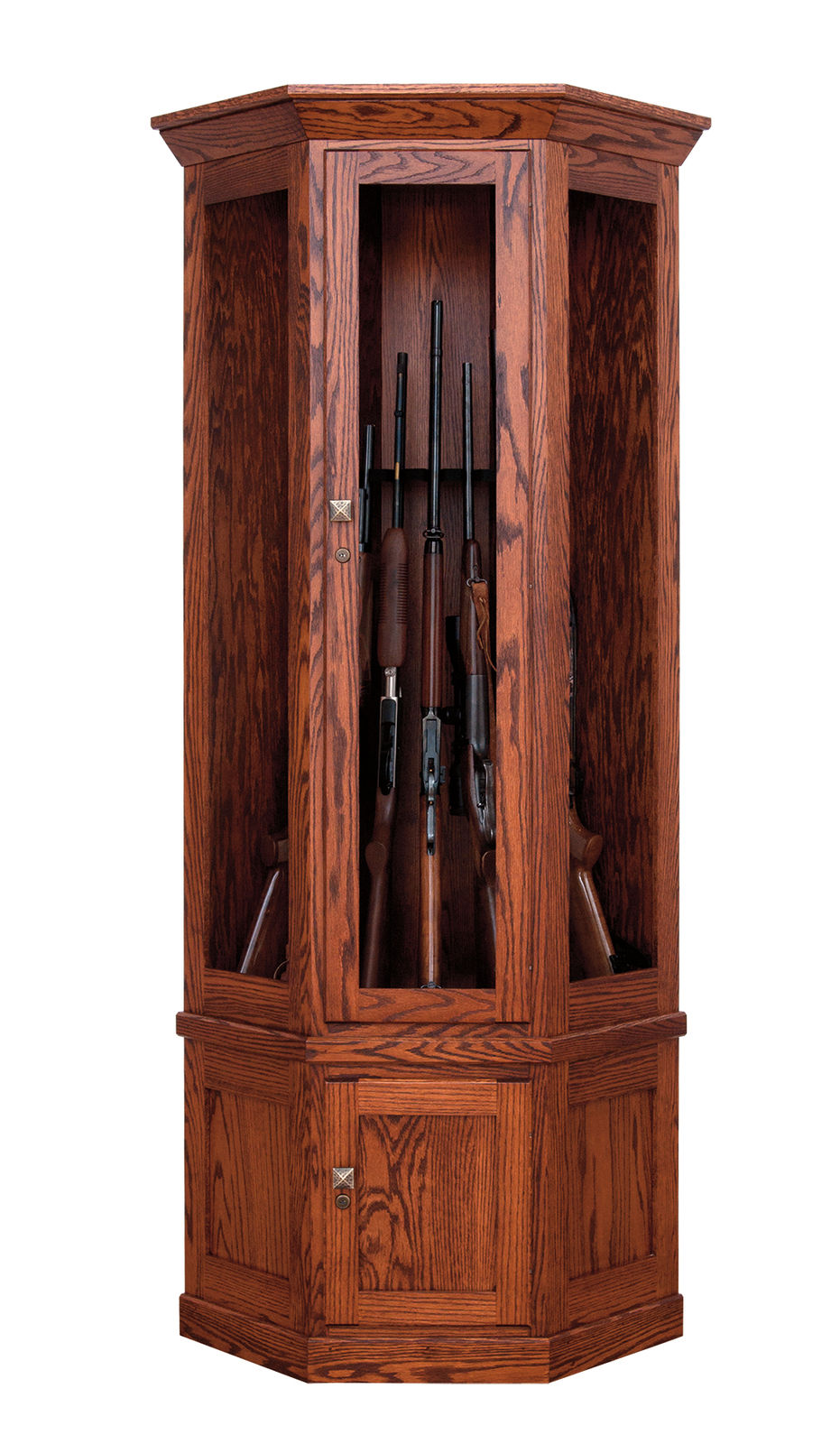 Photo of: JSW 7 Gun Corner Cabinet