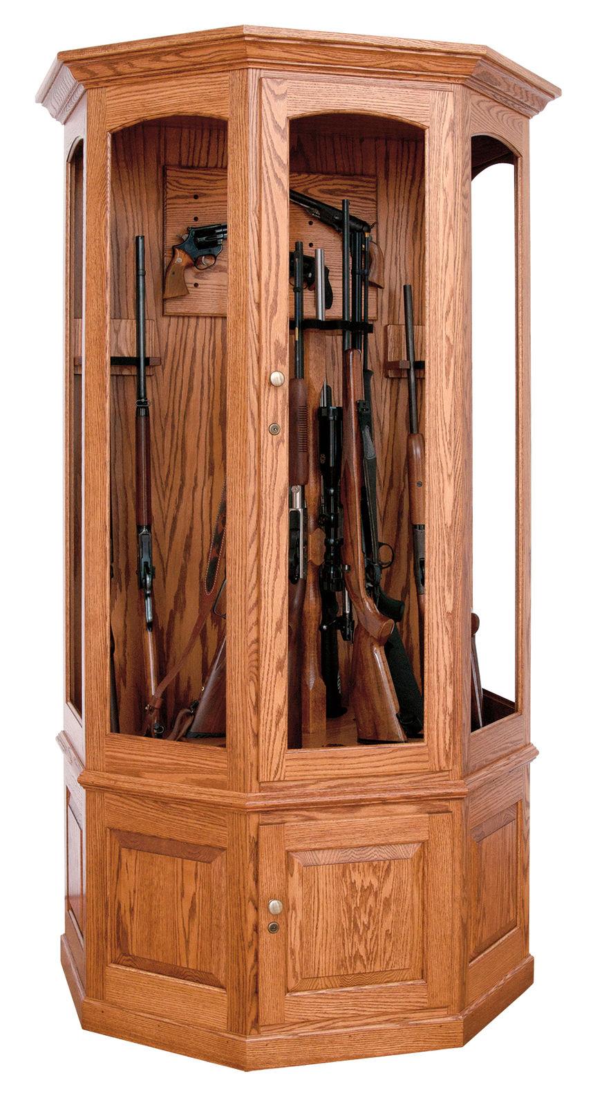 Photo of: JSW 16 Gun Wall Cabinet
