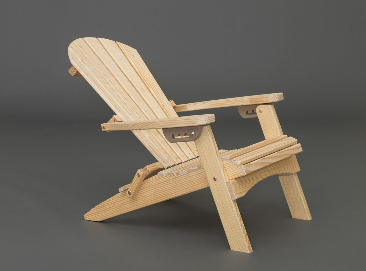 Photo of: FWK Folding ADK Lounge Chair