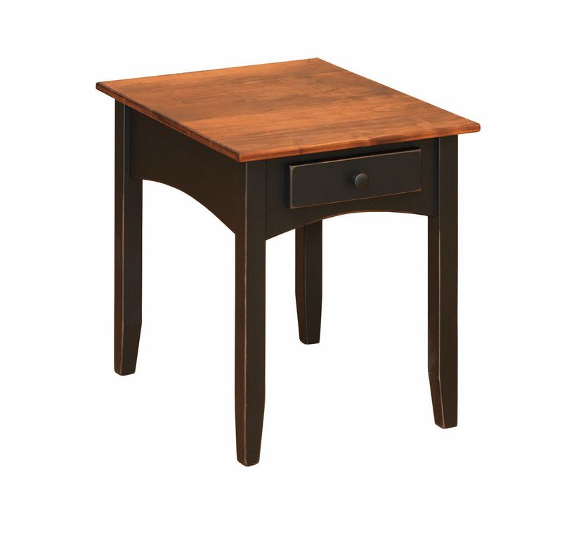 Photo of: FRW 1 Drawer End Table