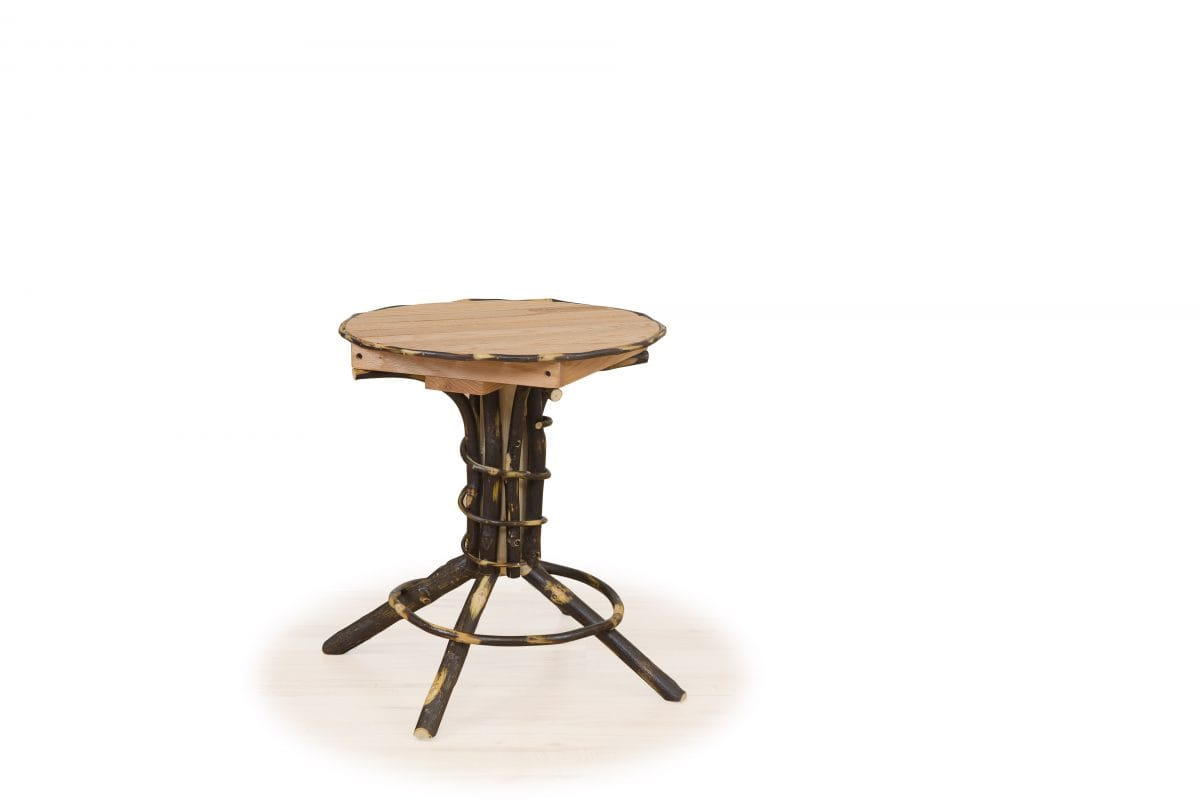 Photo of: BRF Pedestal End Table