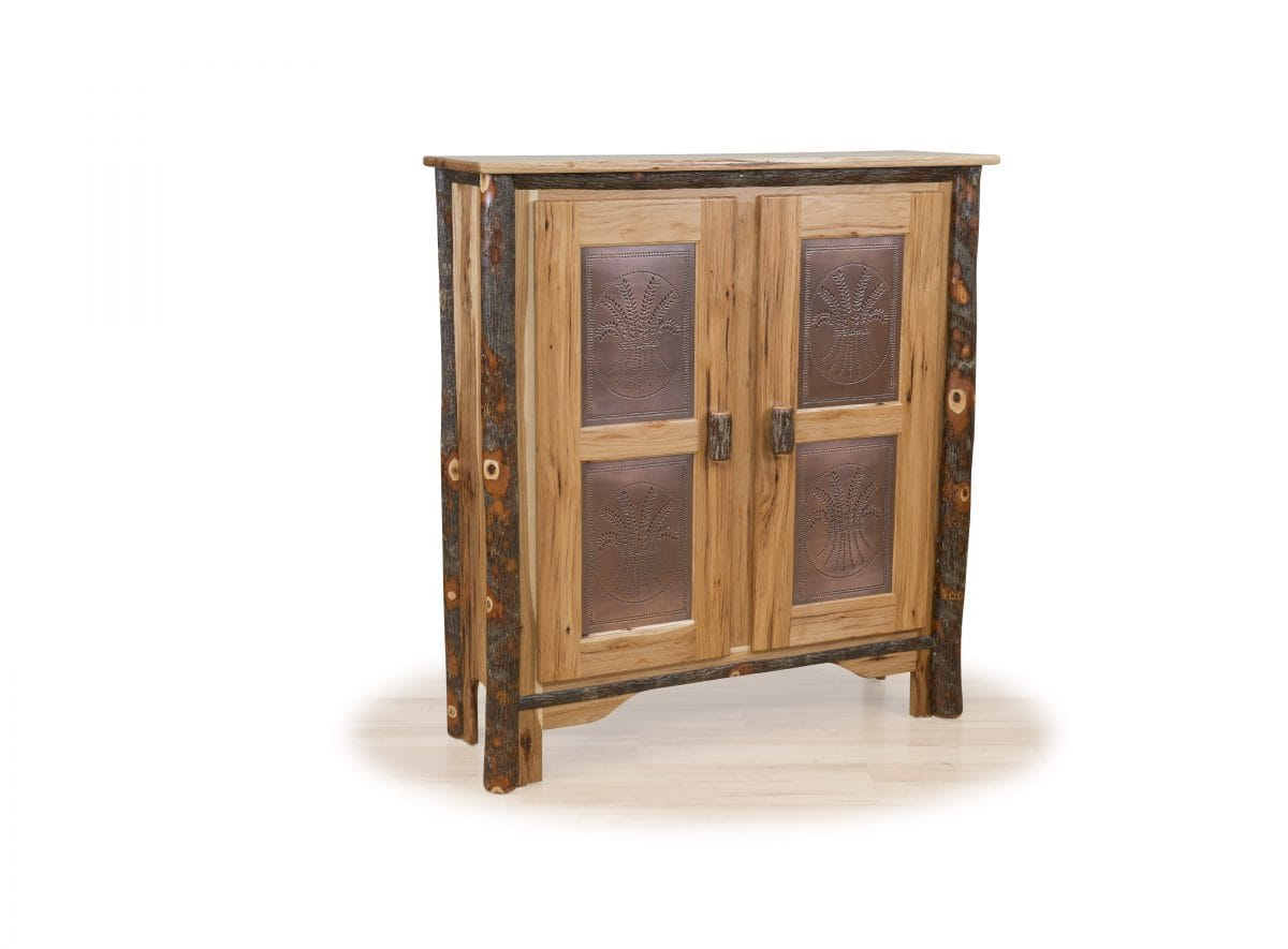 Photo of: BRF Rustic Double Pie Safe