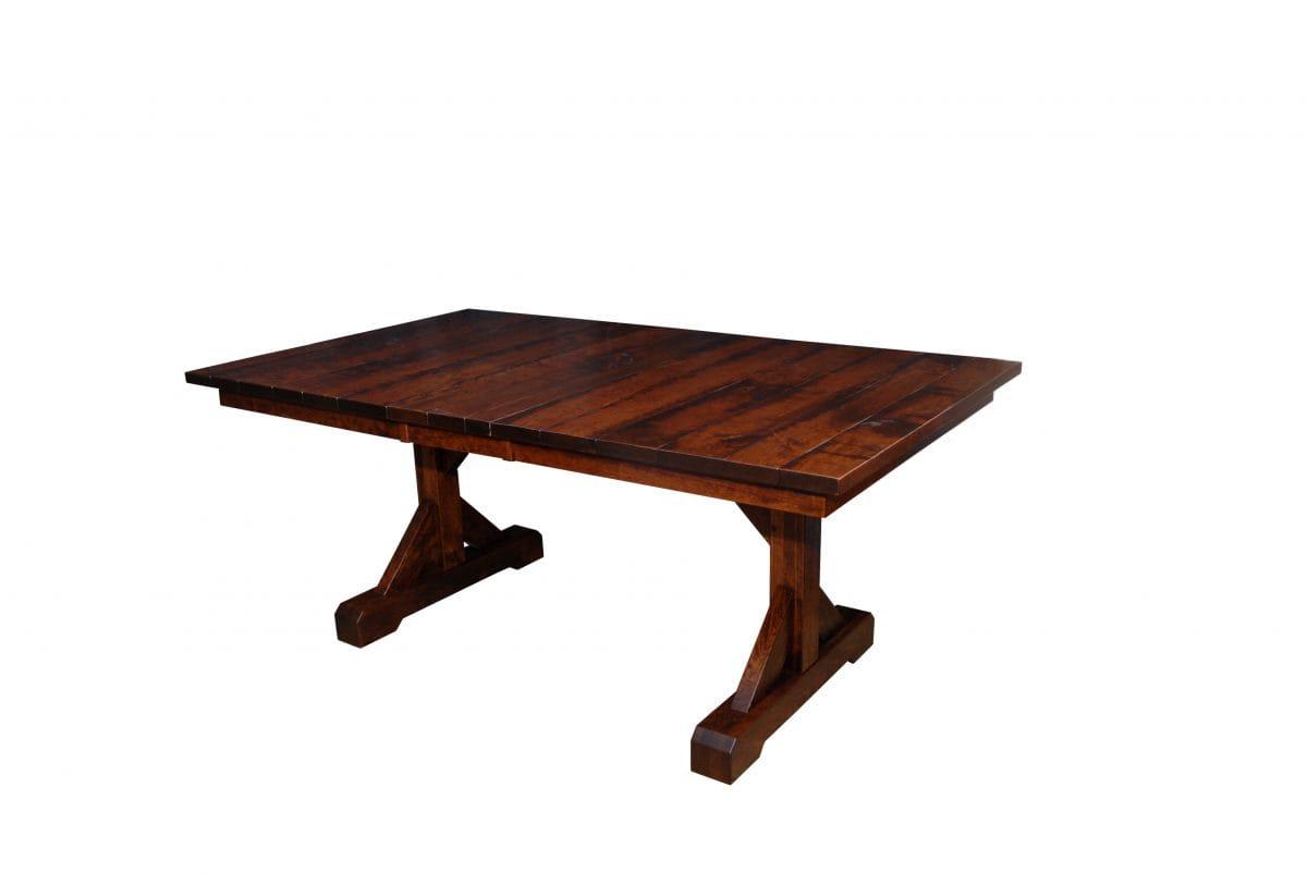 Photo of: BW 42 X 60 Barn Floor Table