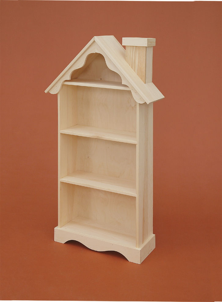 Photo of: DRP House Bookcase