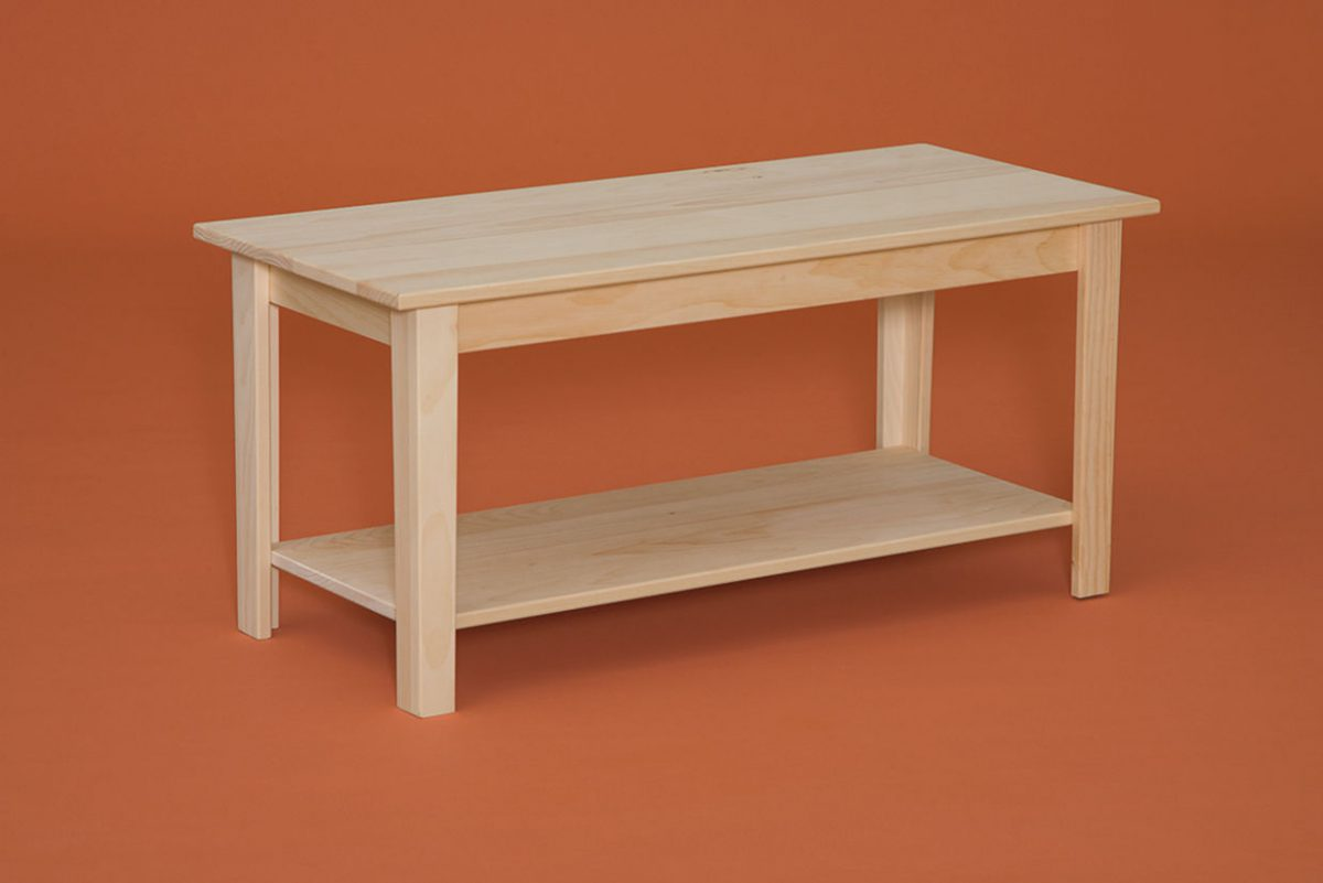Photo of: DRP Coffee table