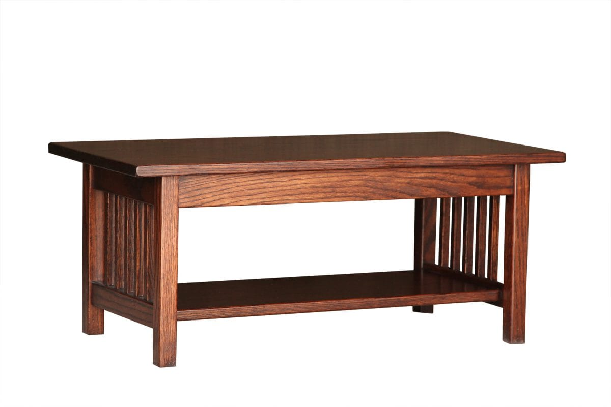 Photo of: ECF MISSION COFFEE TABLE