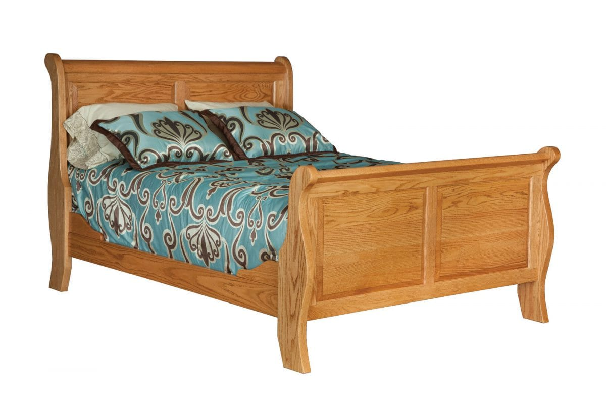 Photo of: EWS HOLLANDER SLEIGH BED