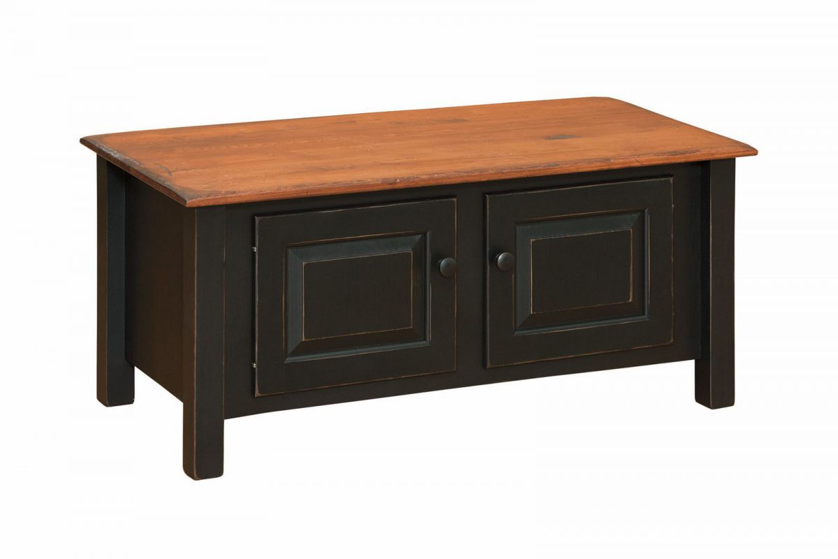 Photo of: FRW Cabinet Coffee Table