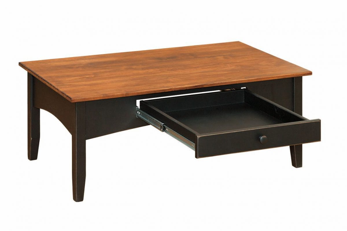 Photo of: FRW Shaker Coffee Table