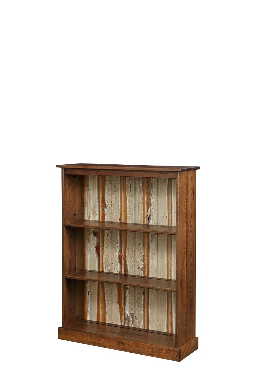 Photo of: FW 48″ Barnwood Bookcase