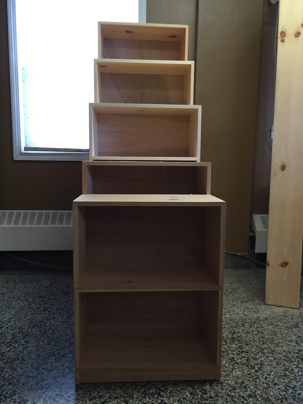 Photo of: ALCF 36″ Bookcases