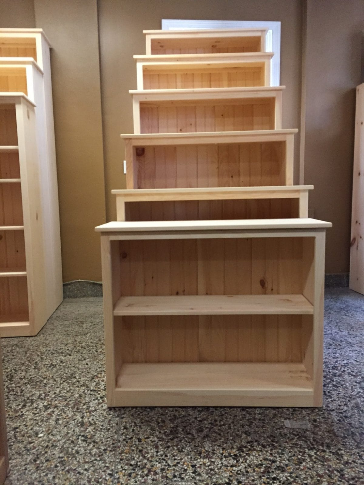 Photo of: HLW 30in. Wide Bookcases