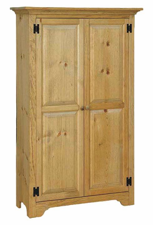 Photo of: JJW Bookcase with Doors