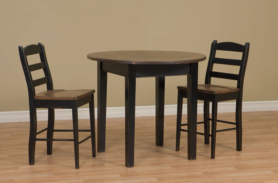 Photo of: JJW Counter table and stools