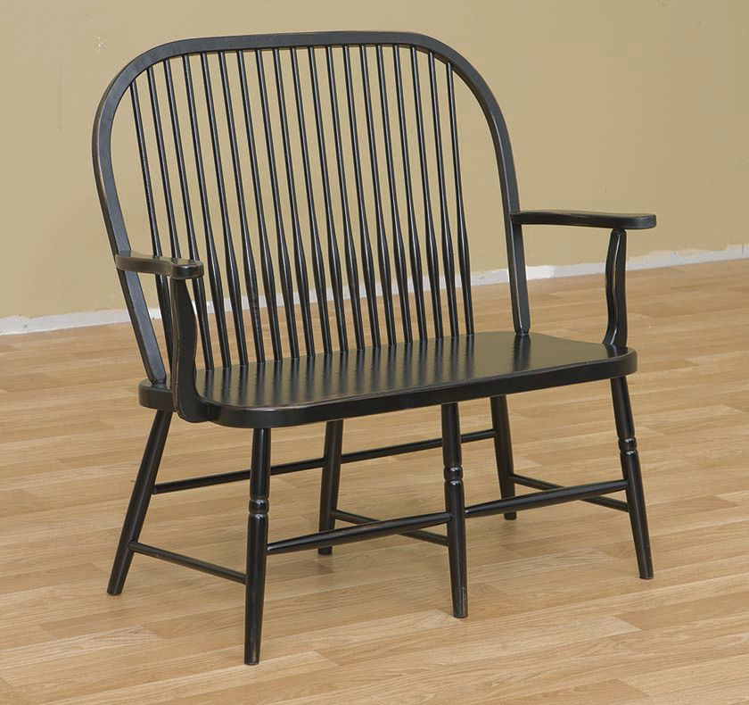 Photo of: JJW Bow Back Bench