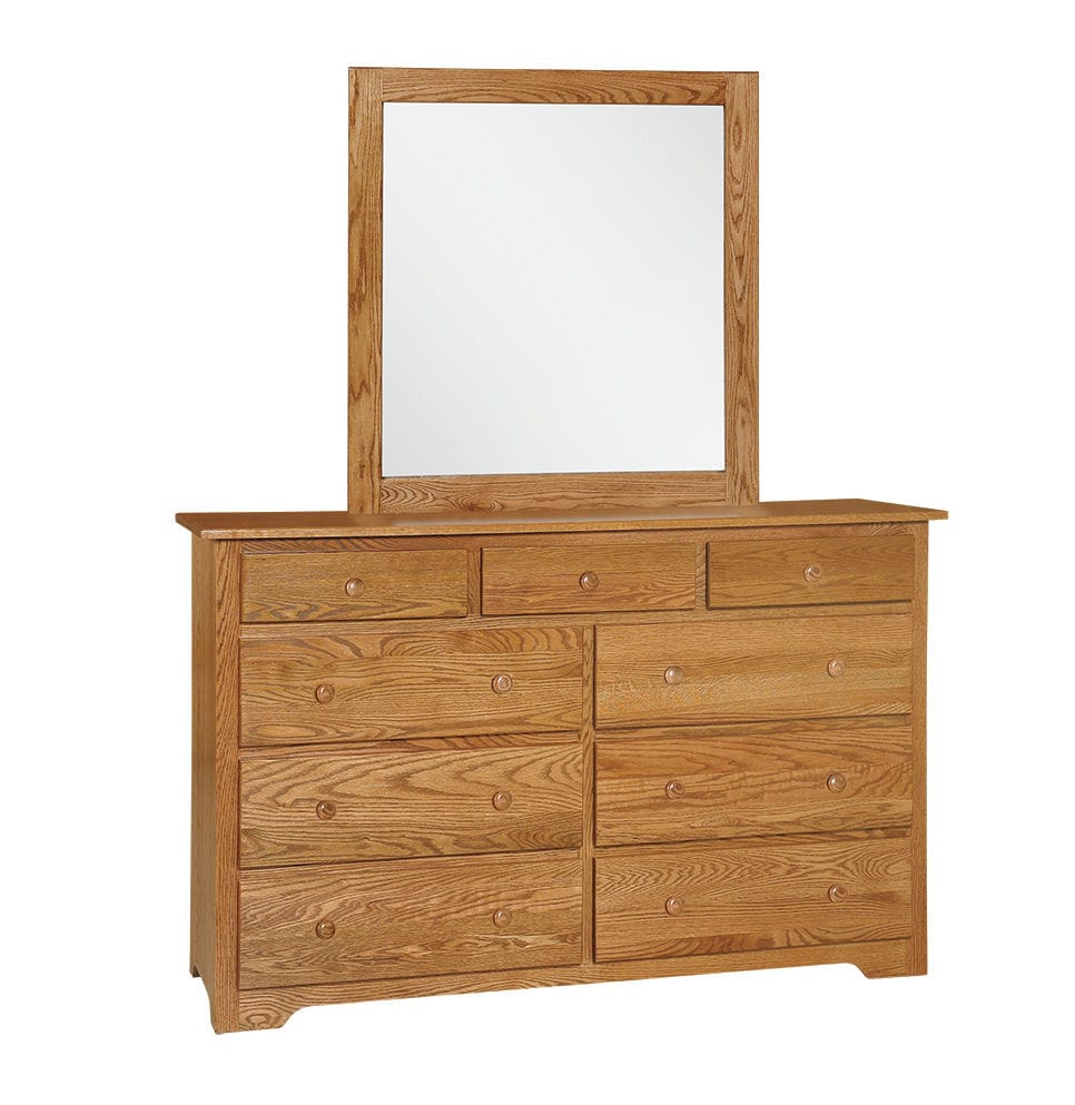 Photo of: MEW Shaker Mule Chest and Mirror