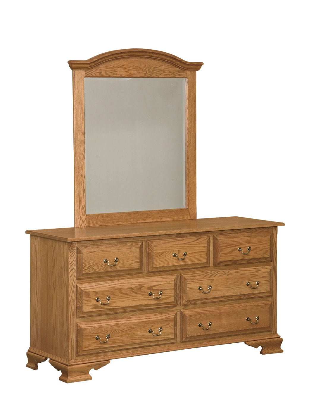 Photo of: MEW Lancaster Dresser and Mirror