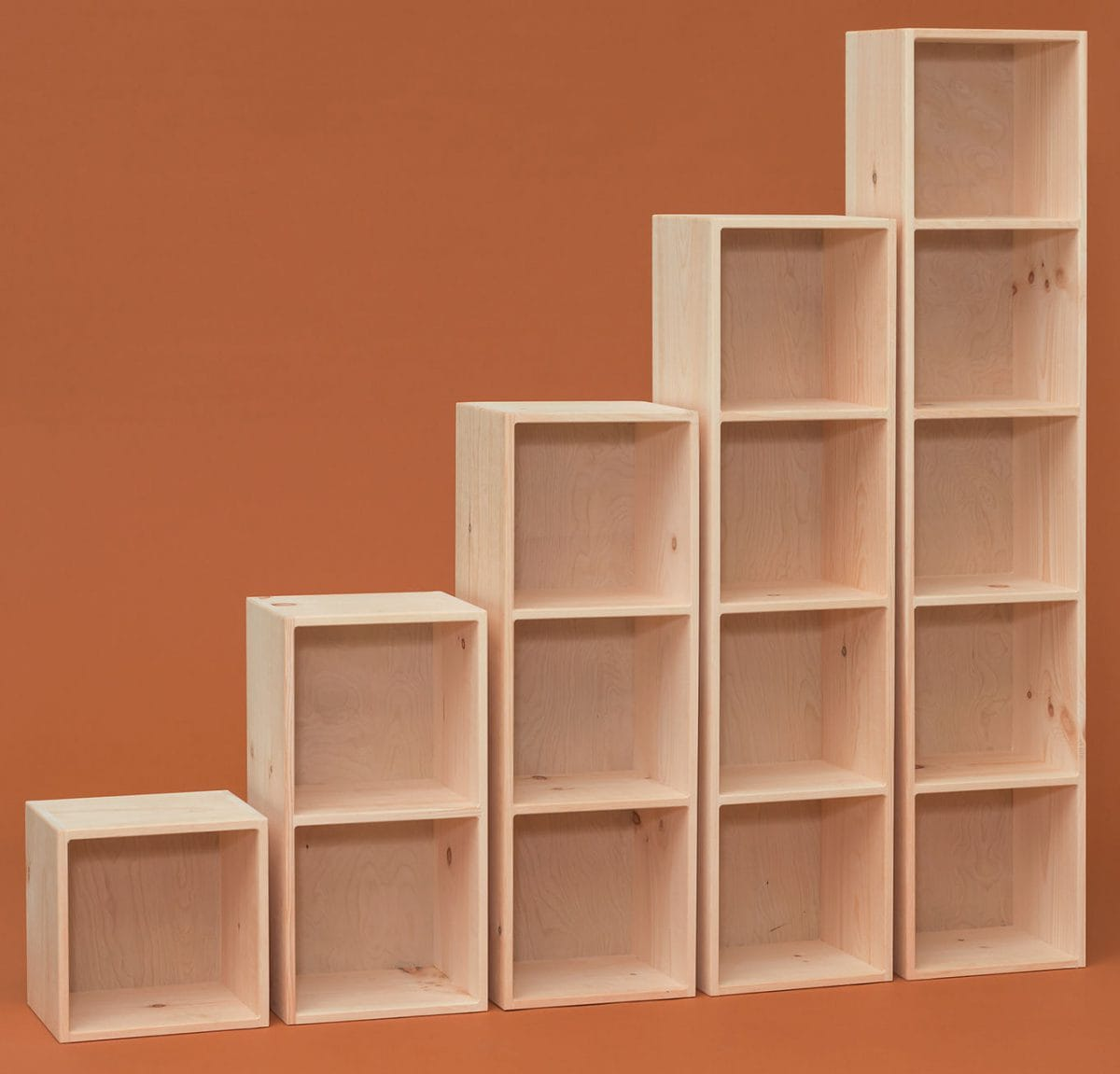 Photo of: DRP Cubes