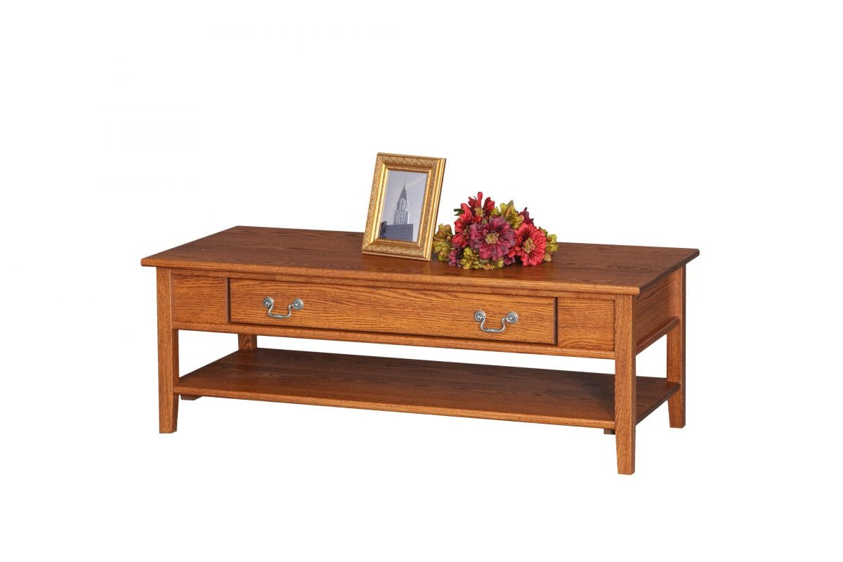 Photo of: MPW SHAKER COFFEE TABLE