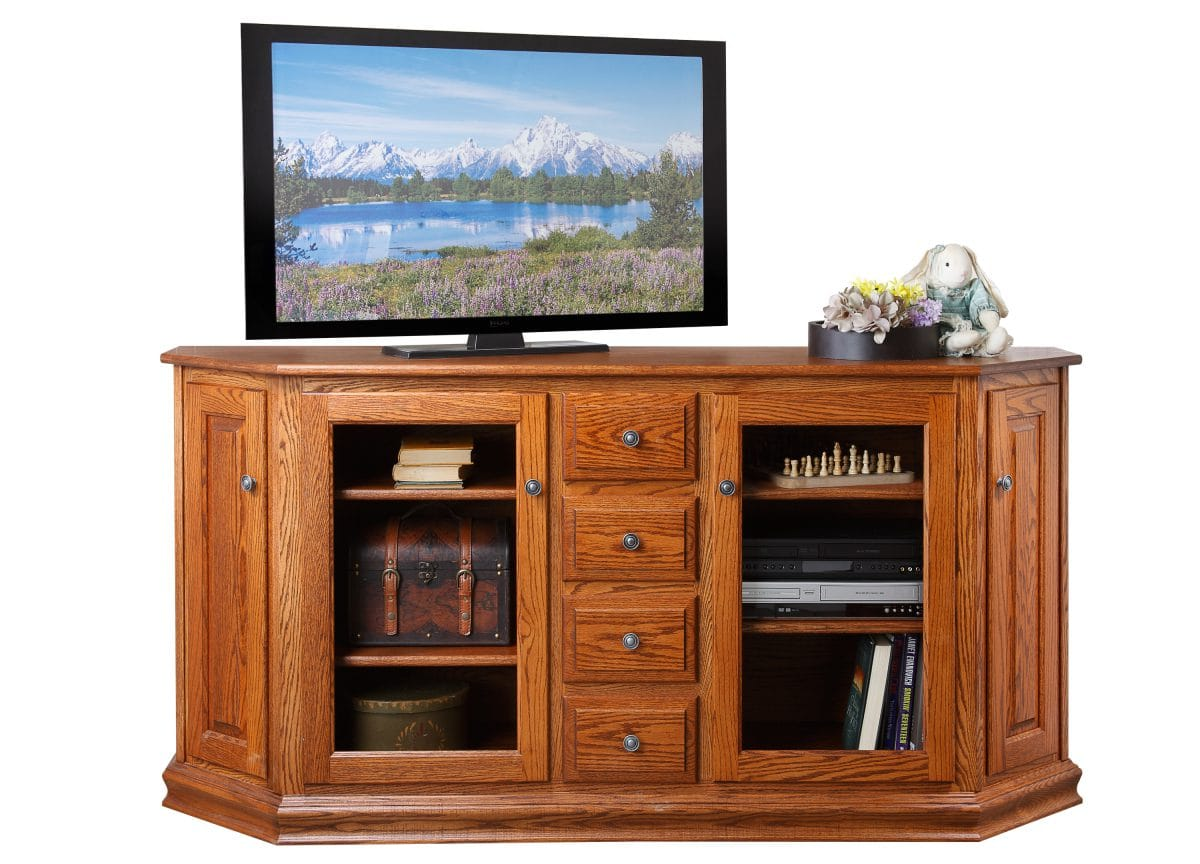 Photo of: MPW CONSOLE WITH CANTED FRONT