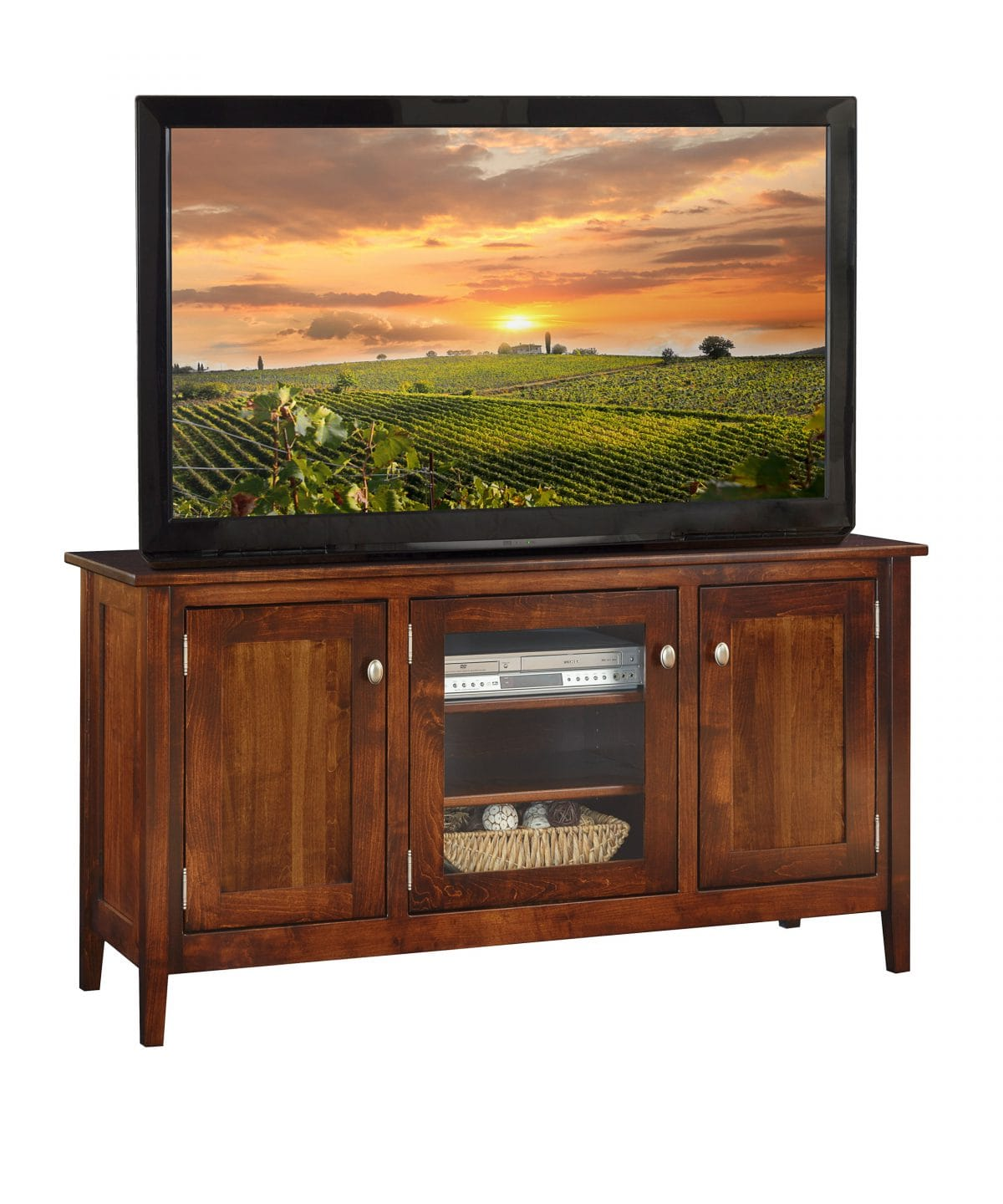 Photo of: MPW Shaker TV Stand