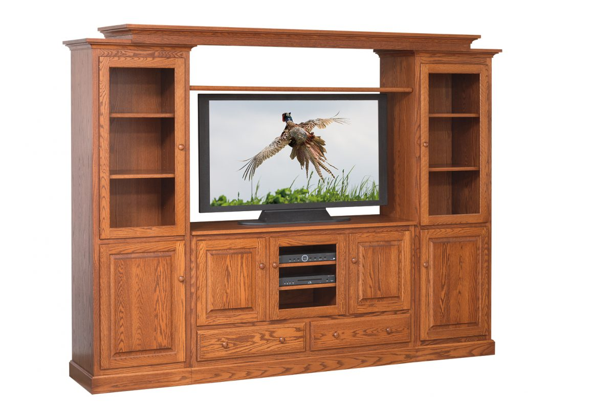 Photo of: SVF WALL ENTERTAINMENT CENTER