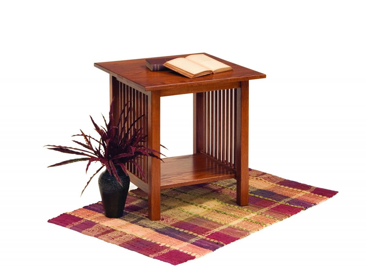 Photo of: ECF MISSION SQ ENDTABLE