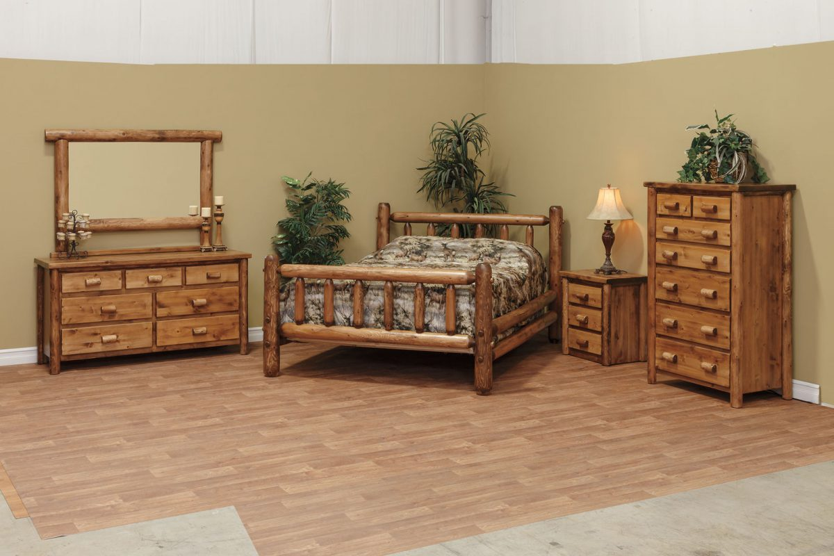 Photo of: CRL Great Lakes Bedroom Suite